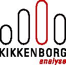 Kikkenborg Analyse logo